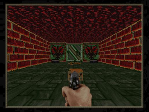 Wolfenstein 3D in Doom & Doom 2 Screenshots and Videos
