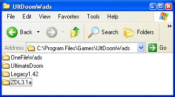 Wolf 3D in Doom & Doom 2 Instructions