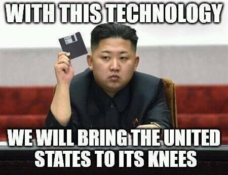Iomega Zip and 3.5 in disk data Disks_northkorea