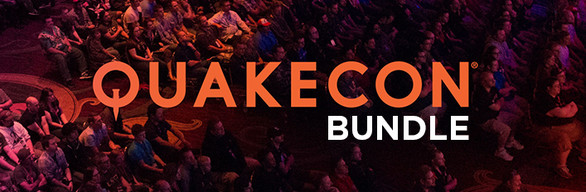 Quakecon Bundle 2015 With 2 Wolf Games & 32 Other Games Header_quakeconbundle2015