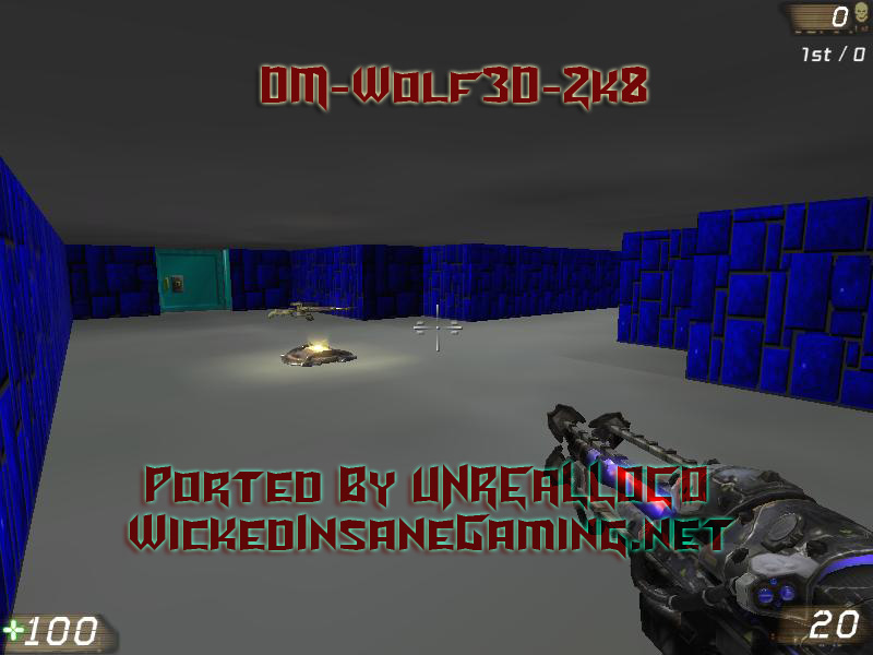 Wolf3D in other Computer Games Engines