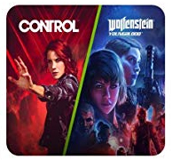 Pre-order Wolf Youngblood &/or Wolf Cyberpilot today WolfensteinYoungbloodMousepad