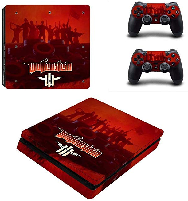 Pre-order Wolf Youngblood &/or Wolf Cyberpilot today WolfensteinYoungbloodPS4
